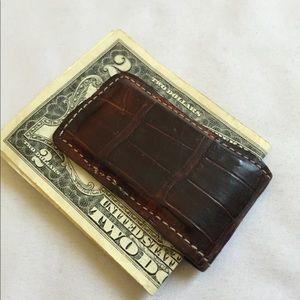Other - Crocodile Money Clip